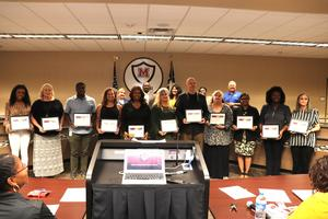 MISD Teachers of the Month for May