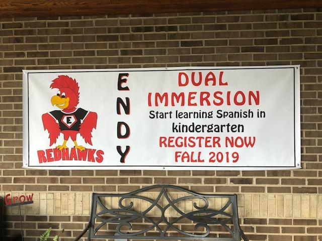 Dual Language at Endy Featured Photo