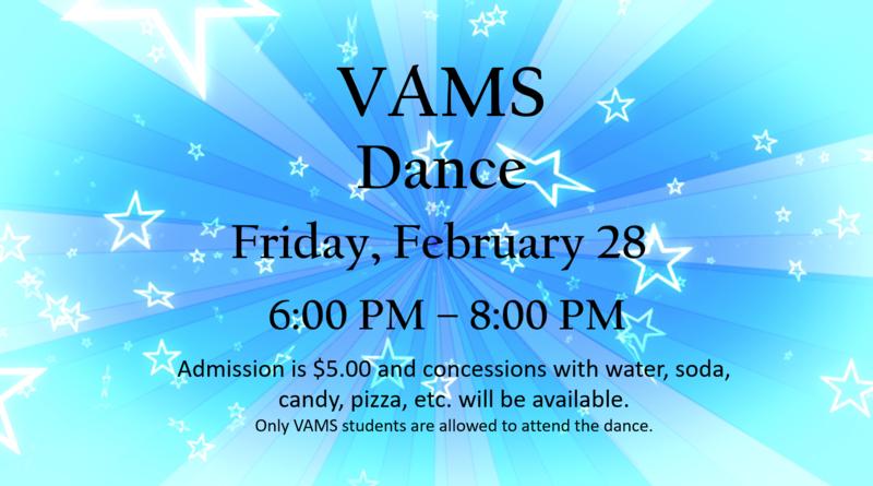 VAMS Student Dance Thumbnail Image