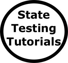 Tutoriales de pruebas estatales