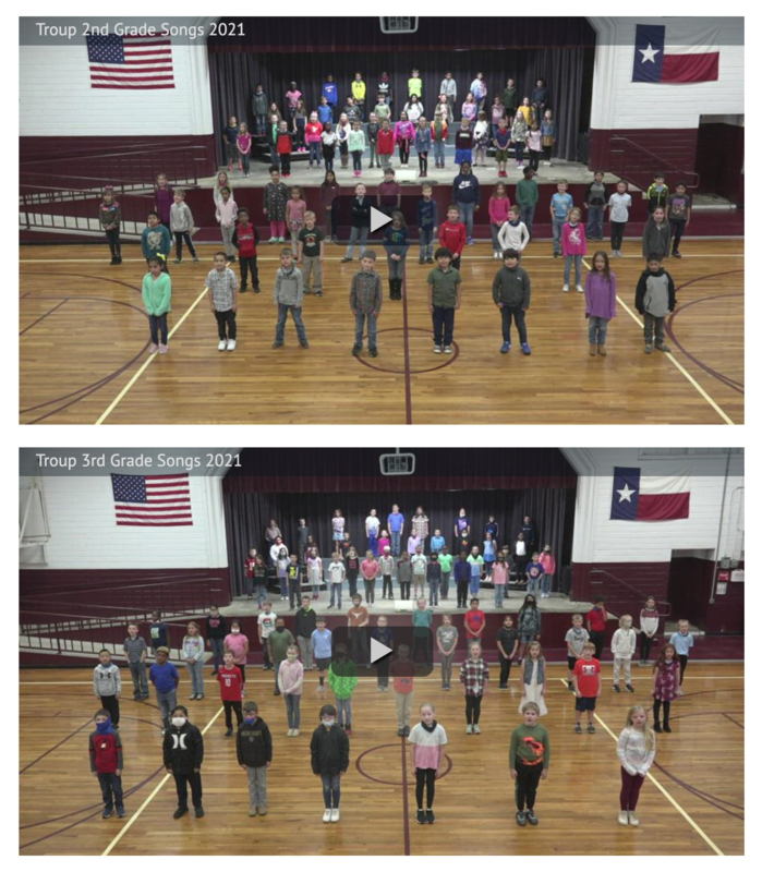 2nd & 3rd Grade Class Spring Performances Featured Photo