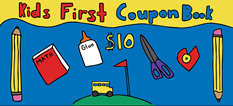 Kids First Coupon Book Featured Photo