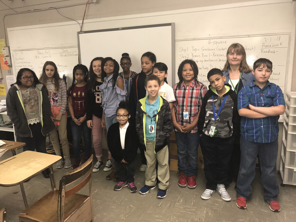 Guillory Homeroom