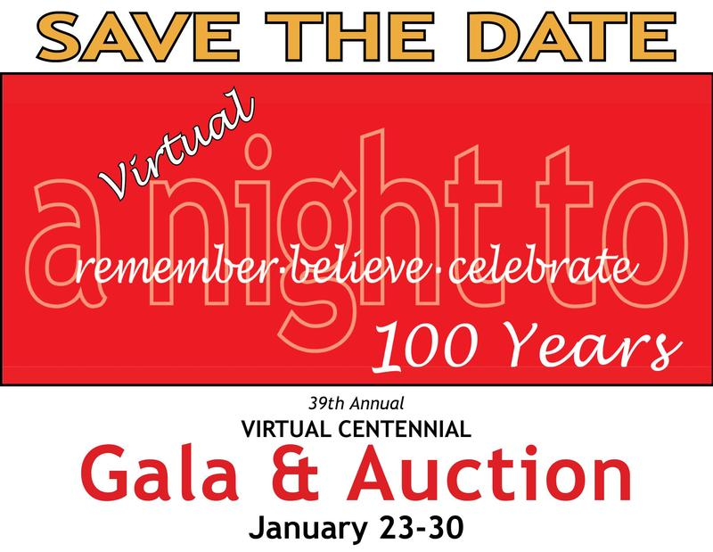 Mark Your Calendars For Our Virtual Gala Featured Photo