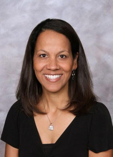 Photo: Melanie Hagman, Castaic High School Principal