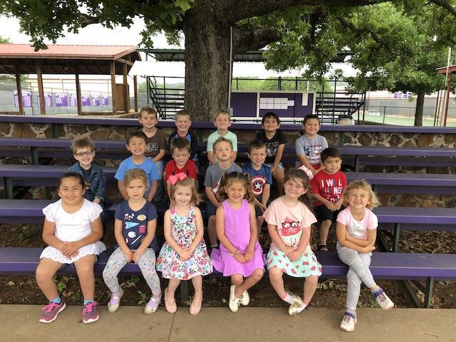 Mrs. Barnett's Pre-K Class