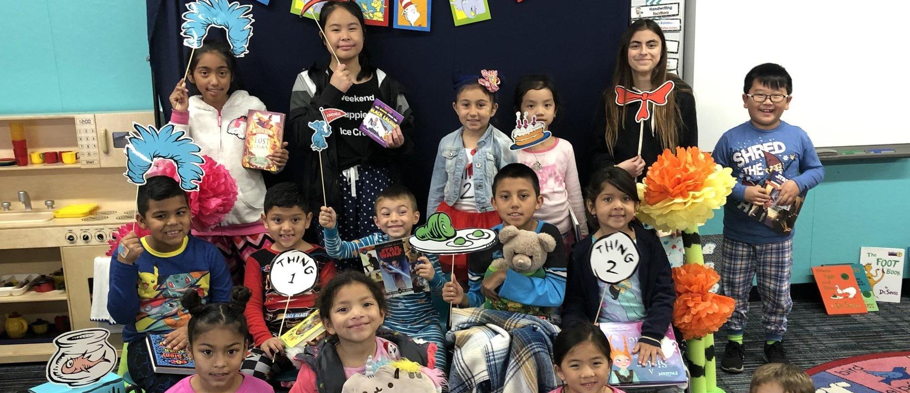 Read Across America Book Winners