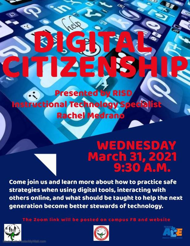 Digital Citizenship Training Featured Photo