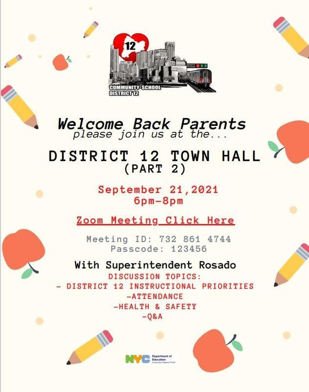 virtual town hall information