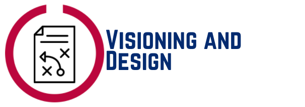 Visioning and Design Icon