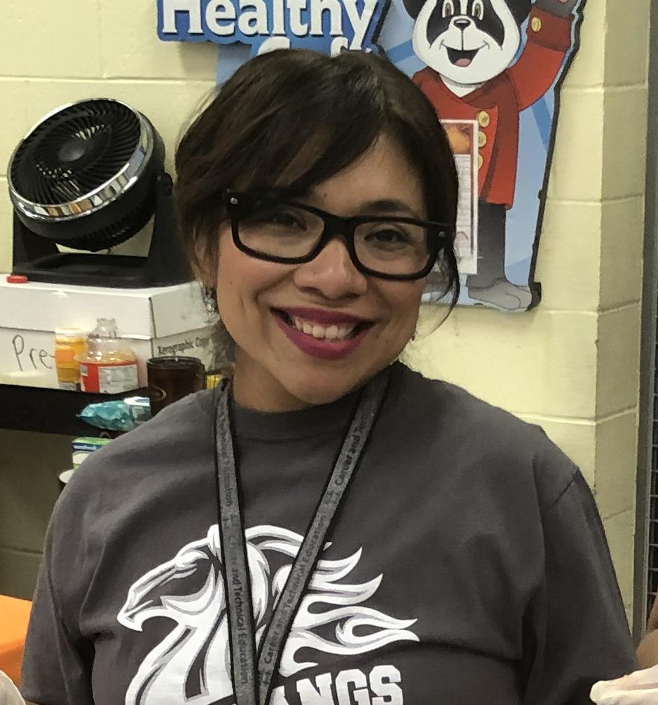 Mrs. Salas