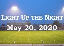 Light up the Night Honoring Athletes and Class of 2020 Image