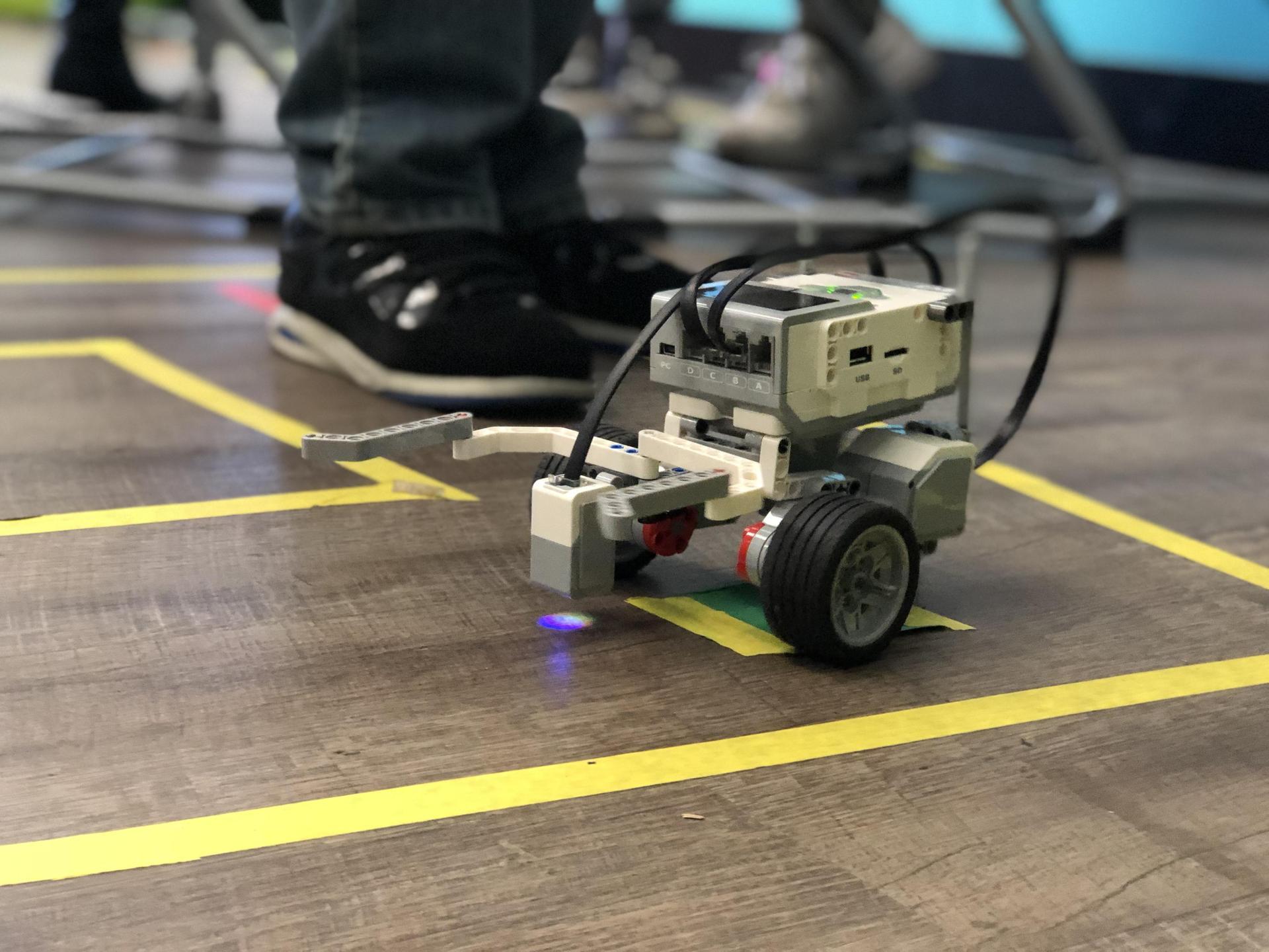 Coding EV3 Robotics