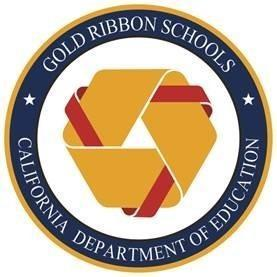 Gold Ribbon Schools California Department of Education logo