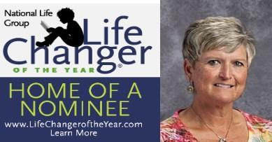 Mrs. Carla McSwain- Nominee for LifeChanger of the Year Award Featured Photo