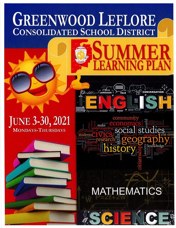 GLCSD 2021 Summer Learning Plan Featured Photo