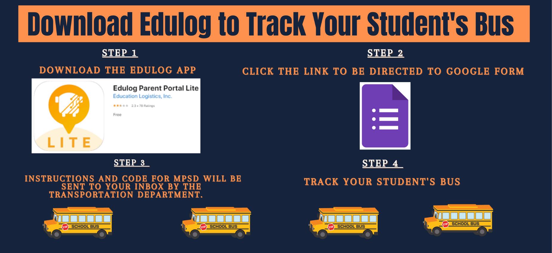 Edulog Bus Tracking