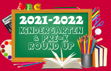 Pre-K and Kindergarten Round Up Featured Photo