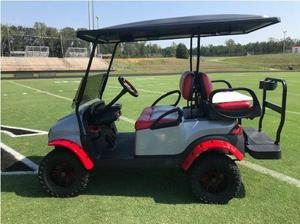 Golf Cart for Special Olympics Raffle