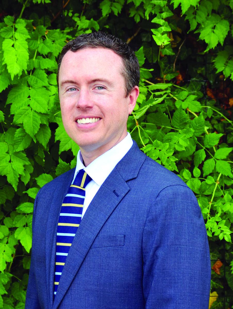 Academy Principal Stephen Black
