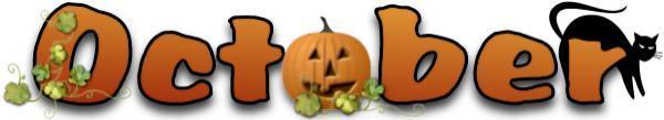 October  Calendar/ Calendario de octubre Featured Photo