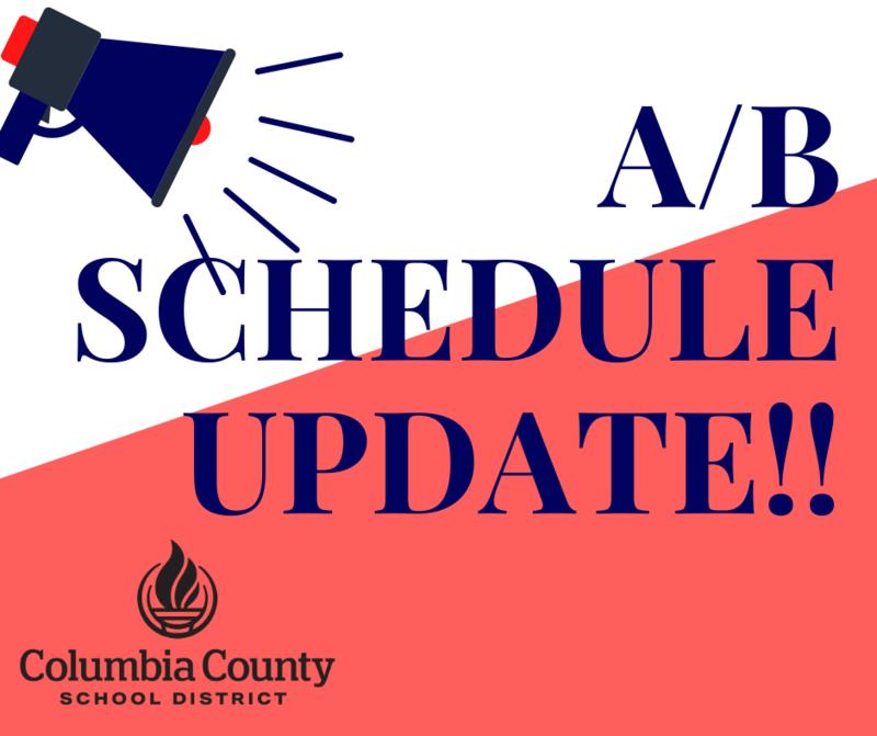 a/b schedule