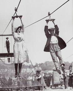 Life in 1900