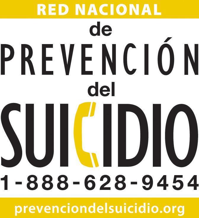 National Suicide Prevention Lifeline Spanish