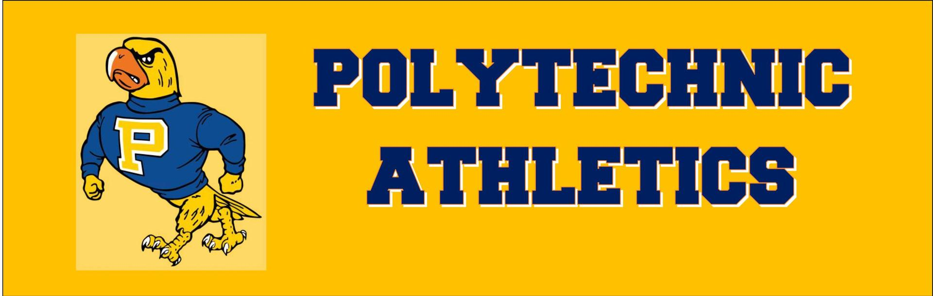 Poly High Athletics Home Page Banner
