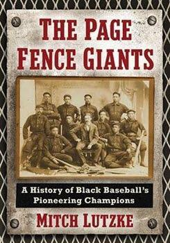 The page Fence Giants - by Mitch Lutzke