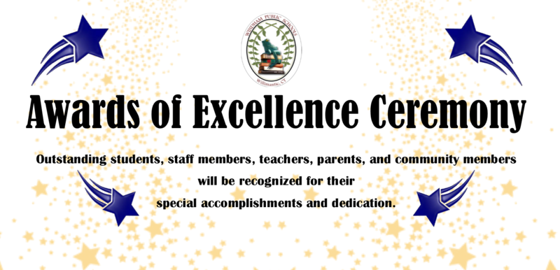 Awards of Excellence Ceremony Tuesday, February 25 at 6:30 PM Thumbnail Image
