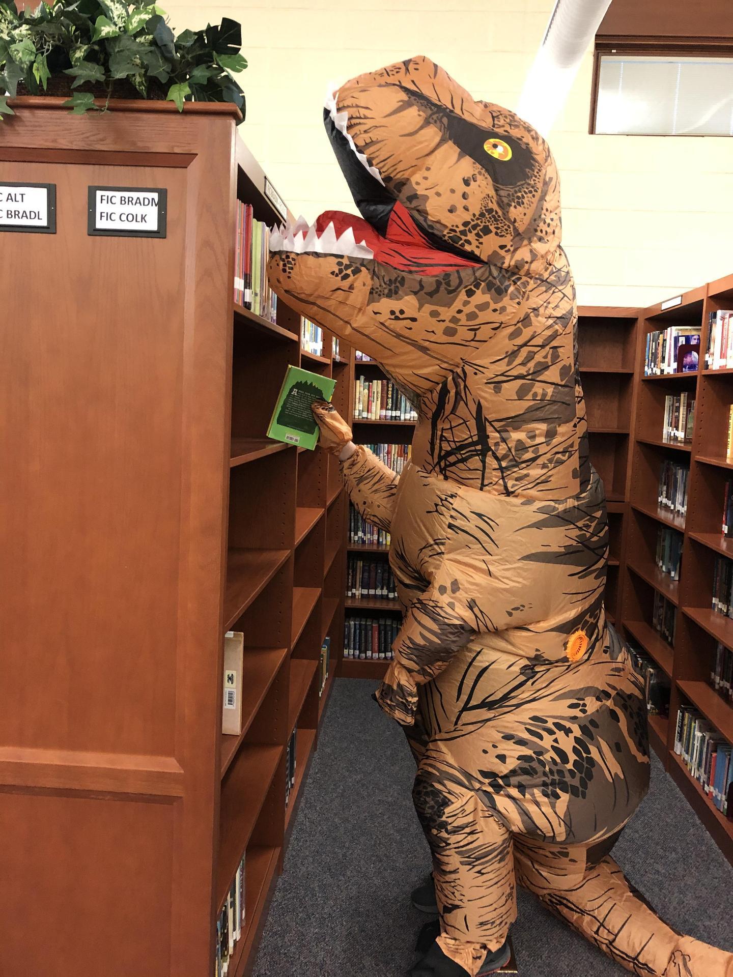 AAJHS Dinosaur