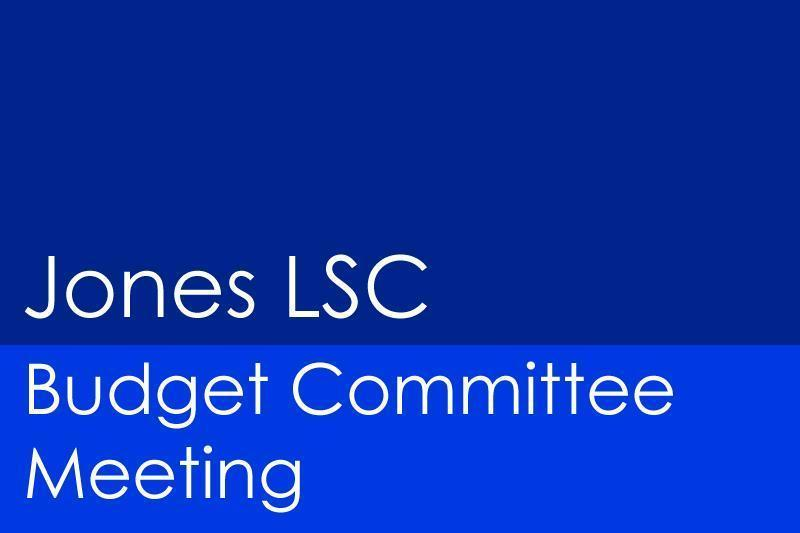 Image LSC Budget Committee Meeting