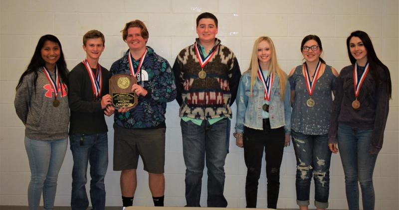 UIL ACADEMIC - AREA QUALIFIERS Featured Photo