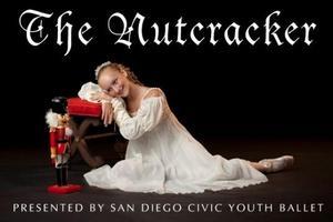 Ballet Dancer and a Nutcracker