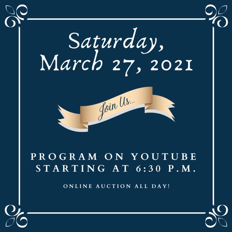 Saturday BASH Program on YouTube starting at 6:30 pm.