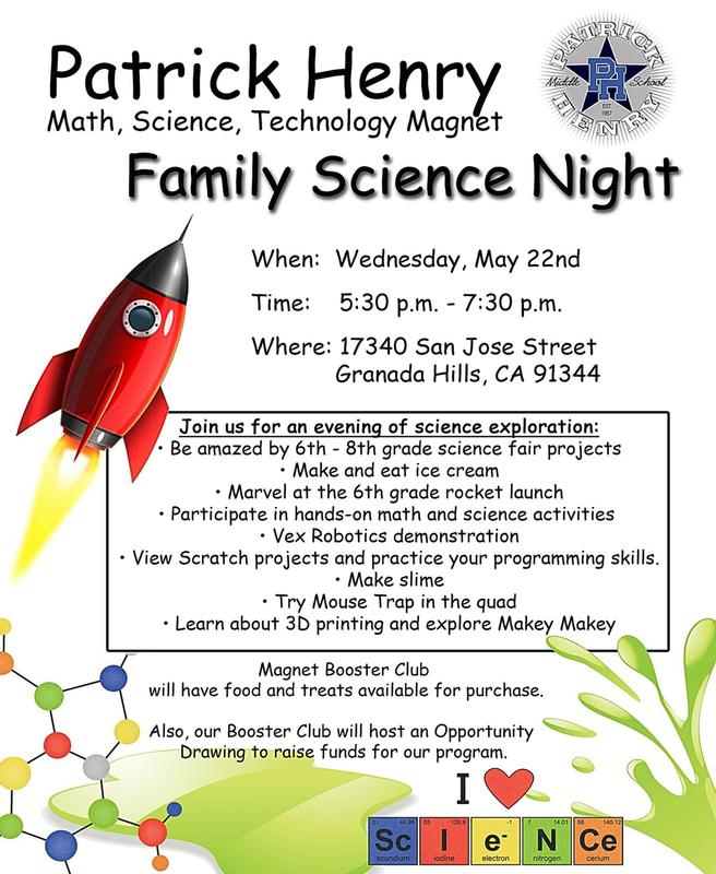 STEM Magnet Family Science Night Flyer.jpg