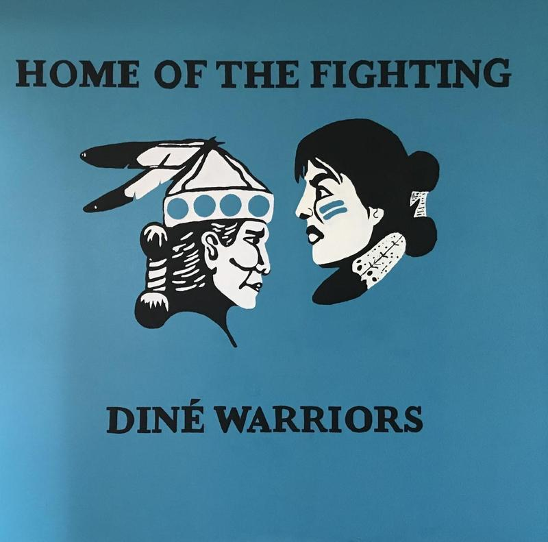 Home Game this week! Come and Support our Dine' Warriors and Lady Dine' Warriors! Featured Photo
