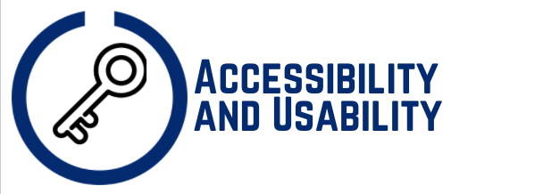 Accessibility and Usability Icon