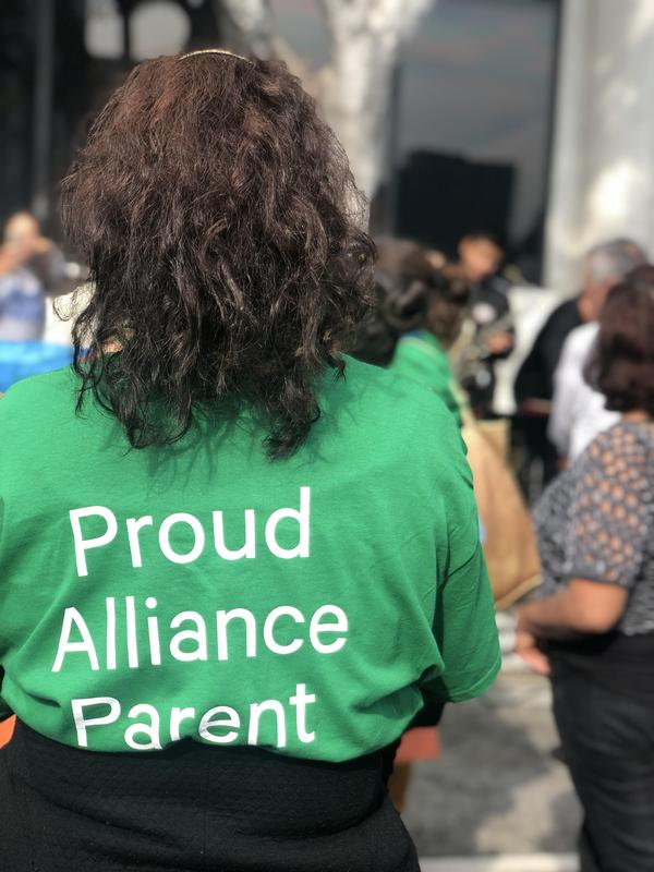Proud Alliance Parents Supporting Charter Schools Thumbnail Image