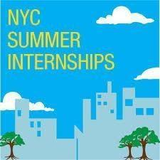 NYC Summer Internships