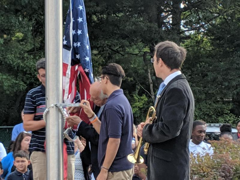 FRCS Community Gathers for Annual 9/11 Remembrance Ceremony Featured Photo