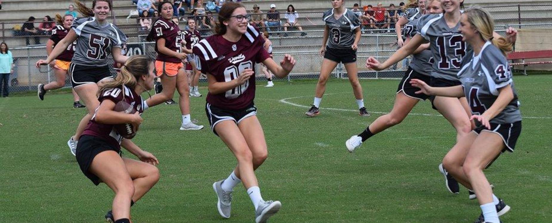 cheerleader football