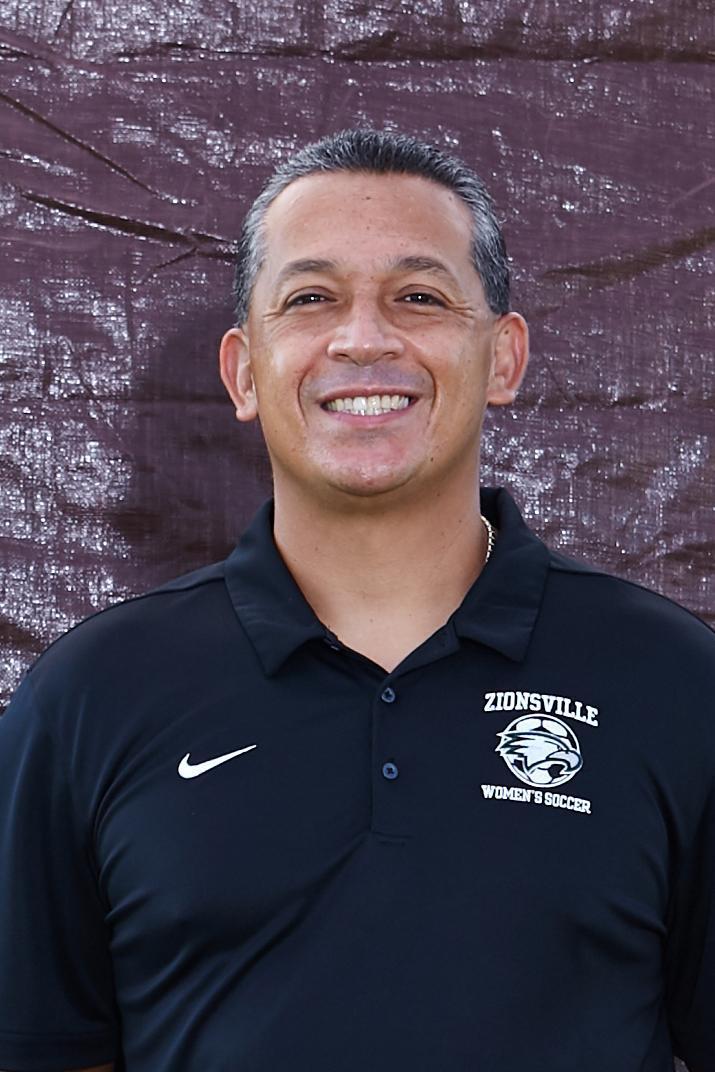 Head Coach Ramon Aguillon