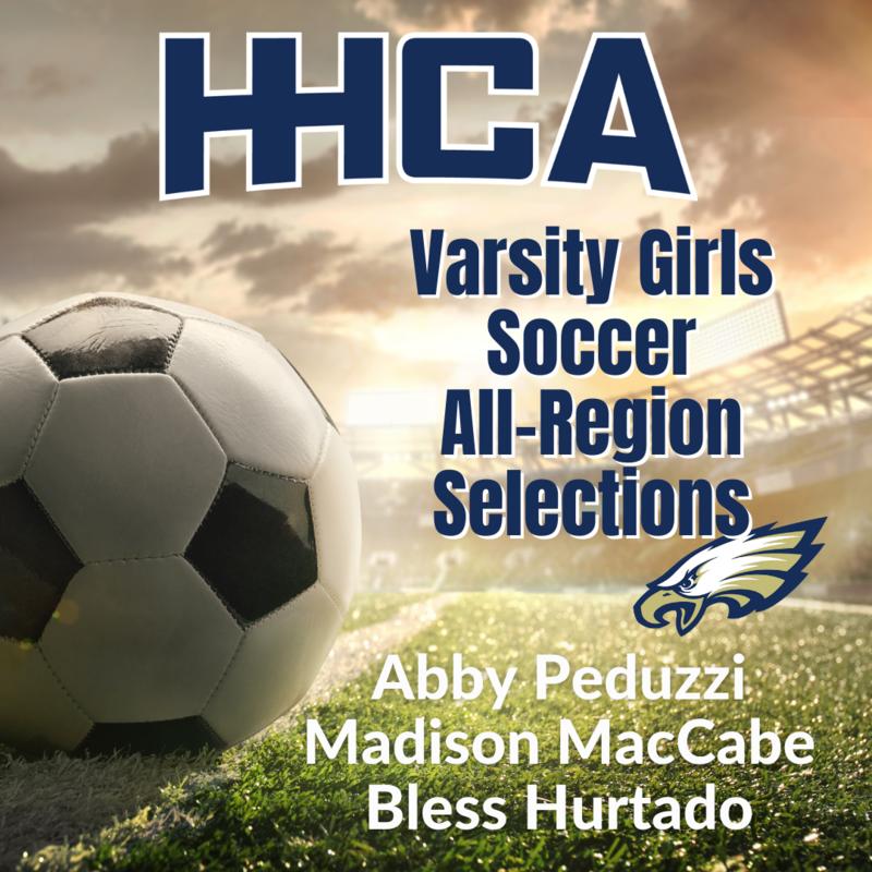 HHCA Girls Varsity Soccer