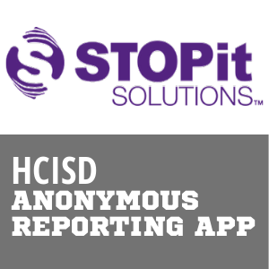 STOPit Solutions HCISD Anonymous Reporting App
