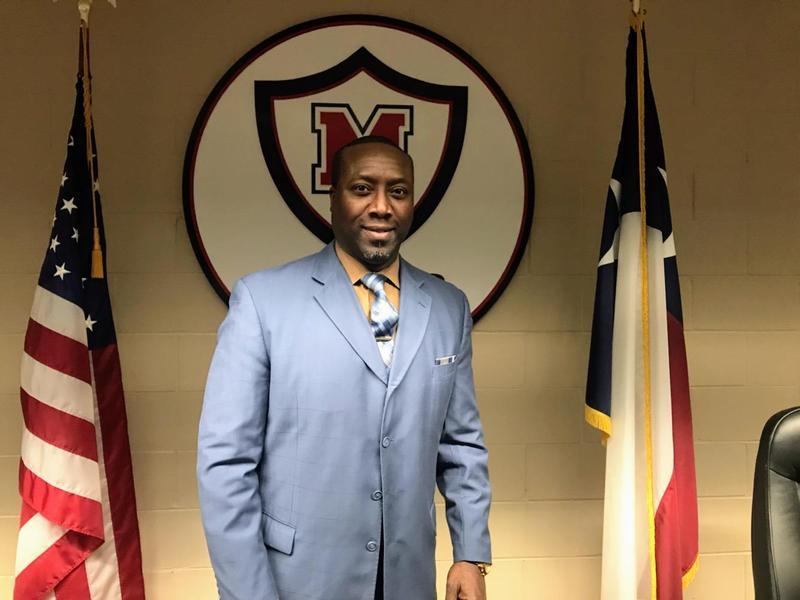 Manor ISD Names John Matthews of Dallas ISD as New Principal at Manor Senior High School Thumbnail Image