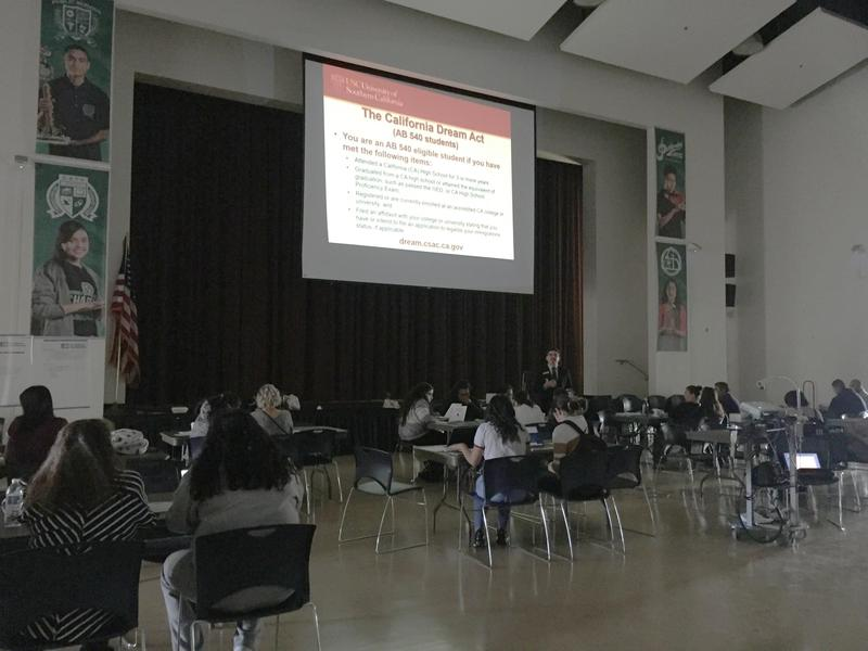 Financial Aid Night Turnout Featured Photo