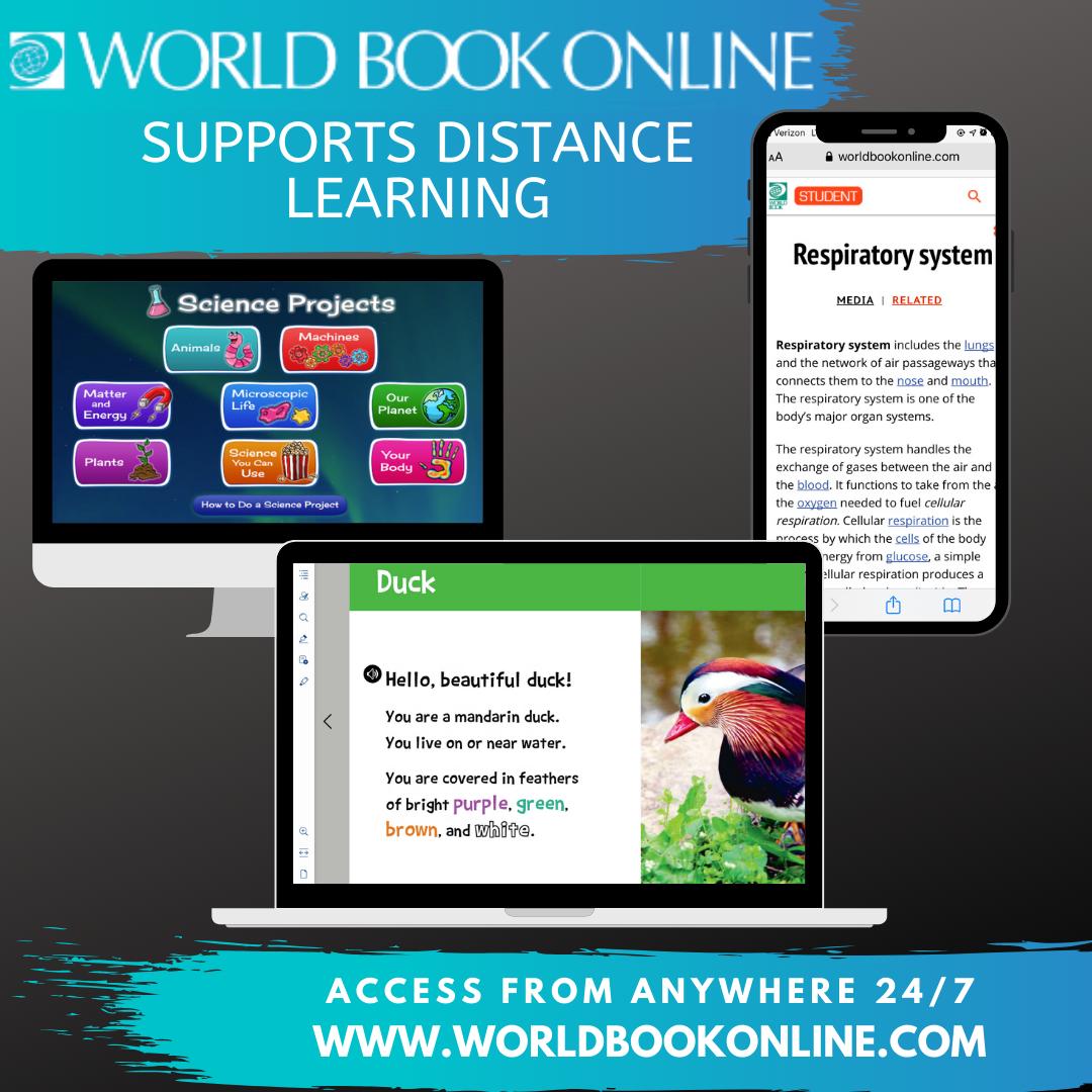World Book Online Image