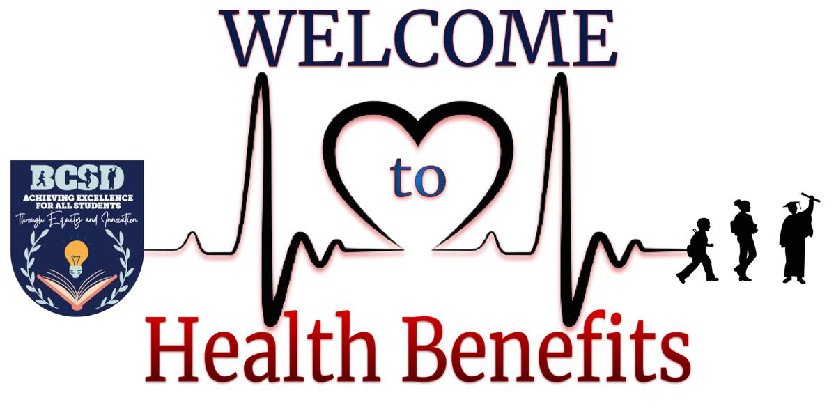 health benefits banner welcome